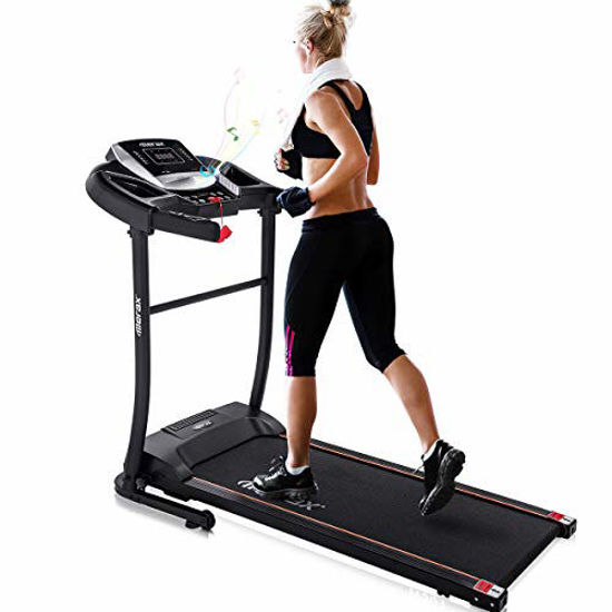 Picture of Merax Electric Folding Treadmill