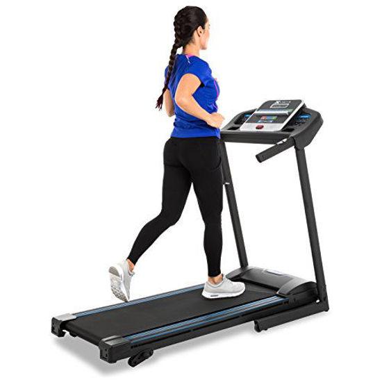Picture of XTERRA Fitness TR150 Folding Treadmill Black
