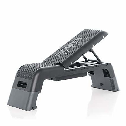 Picture of Power Systems Fitness Deck, for Cardio Workouts and Strength Training