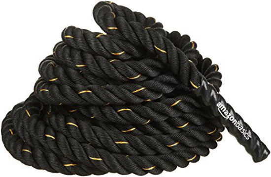 Picture of AmazonBasics 1.5 Inch Heavy Exercise Training Workout Battle Rope