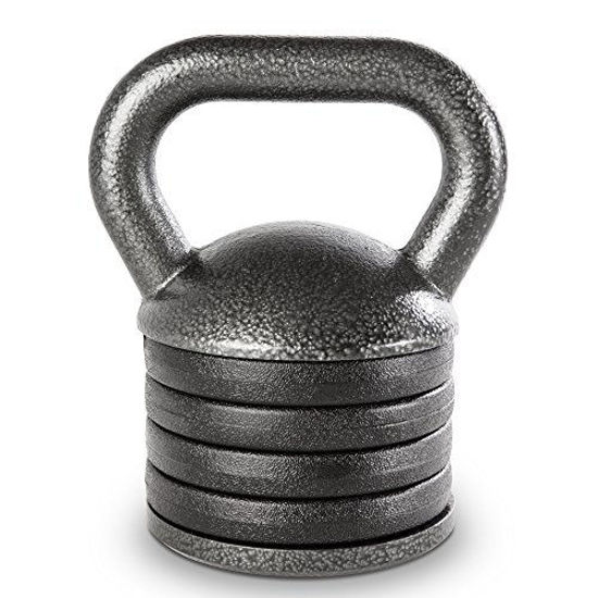 Picture of Apex Adjustable Heavy-Duty Exercise Kettlebell Weight Set