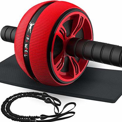 Picture of LAFENI Ab Roller Core Workout Exercise Equipment