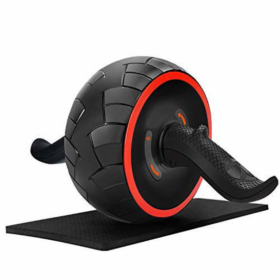 Picture of June Fox Ab Roller Wheel for Abs Workout