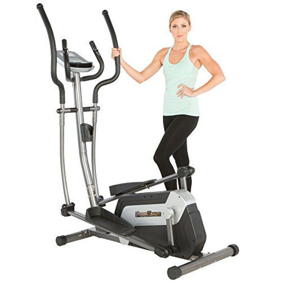 """Picture of Fitness Reality E5500XL Magnetic Elliptical Trainer with Comfortable 18"""" Stride"""