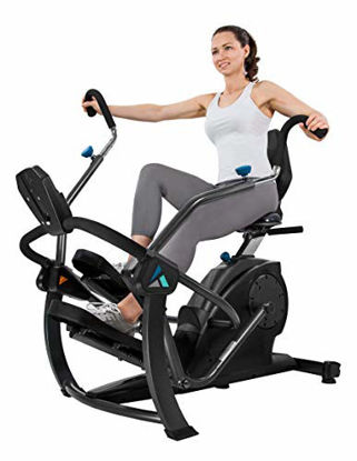Picture of Teeter FreeStep Recumbent Cross Trainer and Elliptical