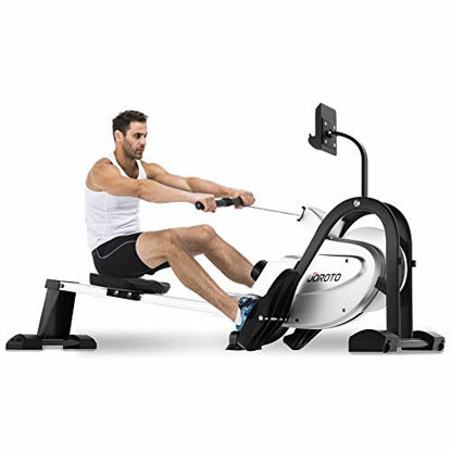 Picture of JOROTO Magnetic Rower Rowing Machine