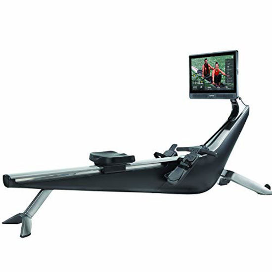 Picture of Hydrow Live Outdoor Reality At Home Connected Rowing Machine