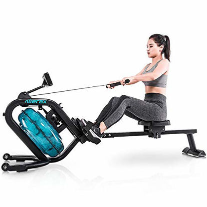 Picture of Merax Water Rowing Machine