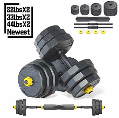 Picture of IRUI Free Weights Dumbbells Set
