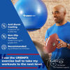 Picture of URBNFit Exercise Ball (65 cm) for Stability & Yoga