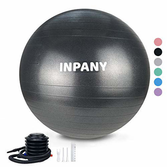 Picture of Inpany Exercise Ball - Extra Thick Yoga Ball Chair