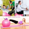 Picture of PACEARTH Exercise Ball for Home Gym Office Thick Yoga Ball Chair