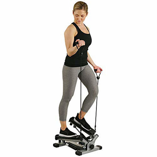 Picture of Sunny Health & Fitness Twist Stepper - NO. 045