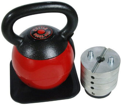 Picture of Stamina 36-Pound Adjustable Kettle Versa-Bell