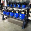 Picture of Yes4All Vinyl Coated Kettlebell Weights Set – Great for Full Body Workout and Strength Training – Vinyl Kettlebell 5 lbs