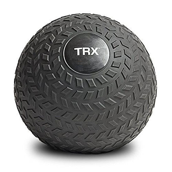 Picture of TRX Training Slam Ball, Easy-Grip Tread & Durable Rubber Shell, 8lbs