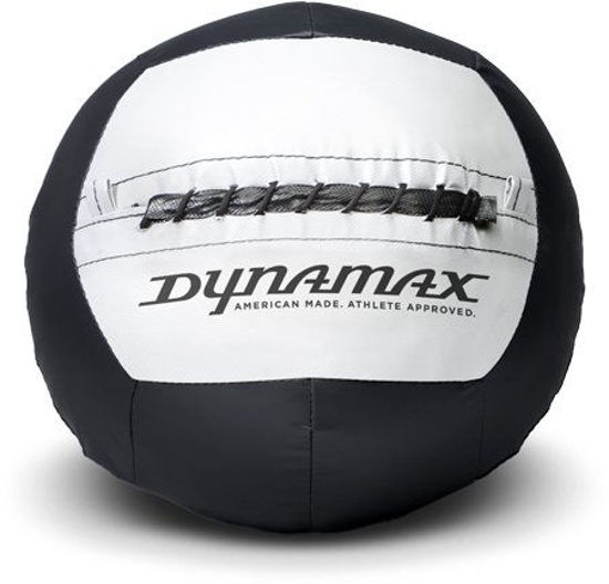 Picture of Dynamax 10lb Soft-Shell Medicine Ball Standard Black/Grey