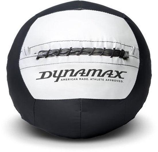 Picture of Dynamax 20lb Medicine Ball STD BLK/Gray