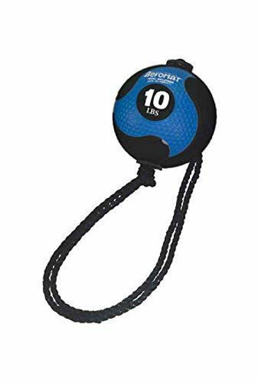 Picture of AEROMATS Power Rope Medicine Ball in Blue