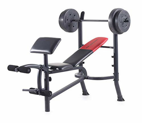 Picture of Weider Pro 265 Weight Bench