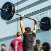 """Picture of CAP Barbell """"The Boss"""" Power Squat Olympic Bar   For Weightlifting"""