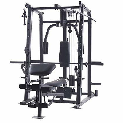 Picture of ICON Fitness Weider PRO 8500 Smith Cage (Box1)