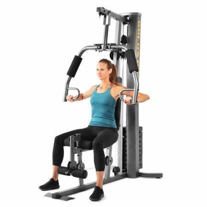 Picture of Kinelo Gold's Gym XRS 50 Home Gym with High and Low Pulley System