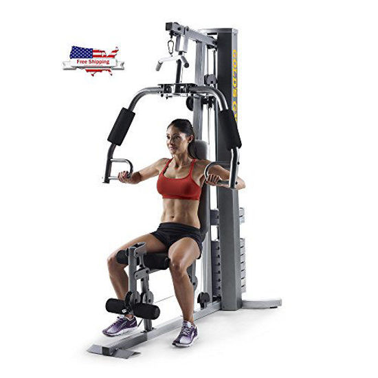Picture of Gold's Gym XRS 50 Home Gym with High and Low Pulley System