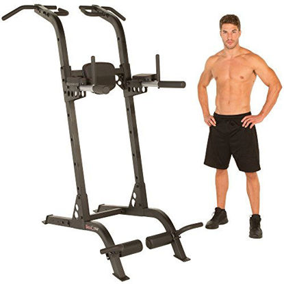 Picture of Fitness Reality X-Class High Capacity Multi-Function Power Tower