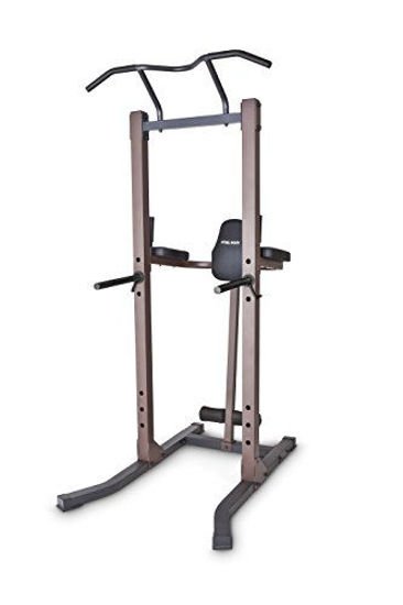 Picture of Steelbody Strength Training Power Tower Pull Up & Dip Station VKR Home Gym STB-98501