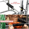 Picture of Valor Fitness BD-41 Heavy Duty Power Rack w/Multi-Grip Chin-Up Bar & LAT Pull Attachment