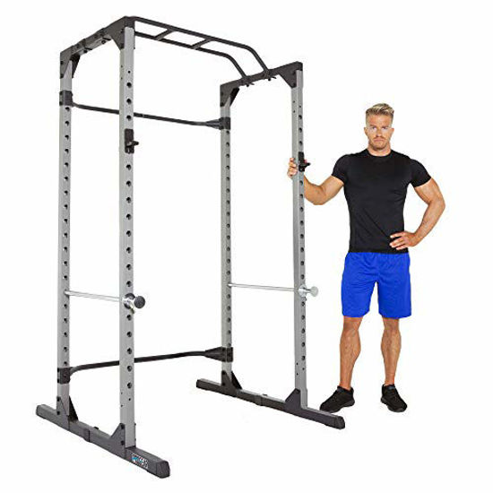 Picture of ProGear 1600 Ultra Strength 800lb Weight Capacity Power Cage with Lock-in J-Hooks (3810)