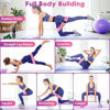 Picture of Renoj Booty Bands, Exercise Bands for Legs and Butt, Resistance Bands Set【3 Levels】
