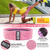 Picture of Walito Resistance Bands for Legs and Butt,Exercise Bands Set Booty Bands Hip Bands Wide Workout Bands Sports Fitness Bands Resistance Loops Band Anti Slip Elastic (Set 3)