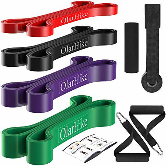 Picture of Resistance Bands, Pull Up Bands Set for Working Out, Exercise Bands and Workout Bands for Men & Women