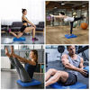 Picture of 5BILLION Balance Pad & Balance Board - Gym Exercise Mat & Foam Balance Trainer - Wobble Cushion for Physical Therapy and Core Balance (Blue-XL)