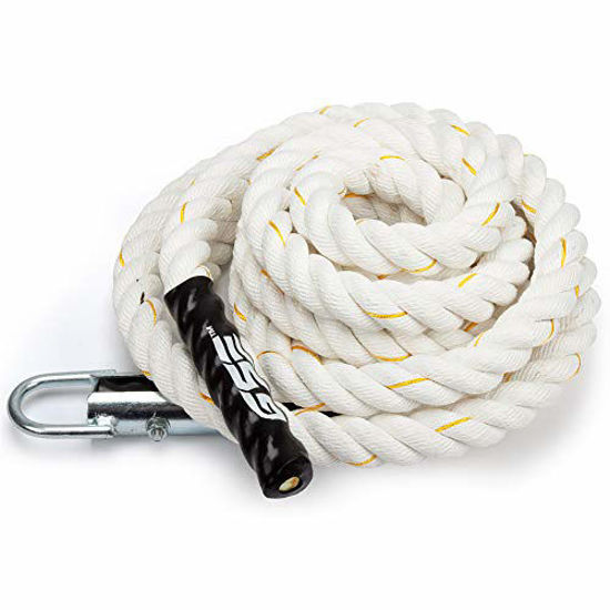 Picture of GSE Games & Sports Expert Polyester Gym Fitness Training Climbing Ropes (6ft to 30ft Available) (25)
