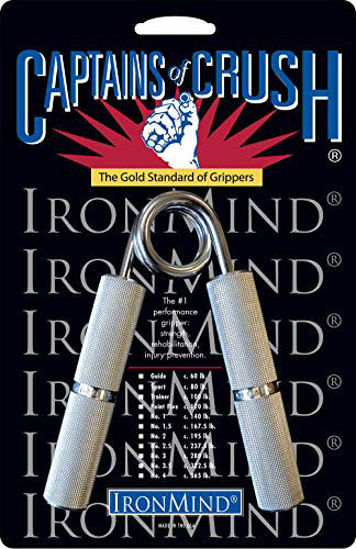 Picture of IronMind Captains of Crush Hand Gripper - Trainer