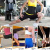 Picture of TAILONG Waist Trimmer Belt Slimmer Kit Belly Wrap Stomach Low Back and Lumbar Support Sauna Suit Best Abdominal Trainer