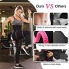 Picture of Moloiy 4-in-1 Waist Trainer for Women Thigh Trimmers Butt Hips Lifter Long Torso Workout Sweat Plus Size Shapewear