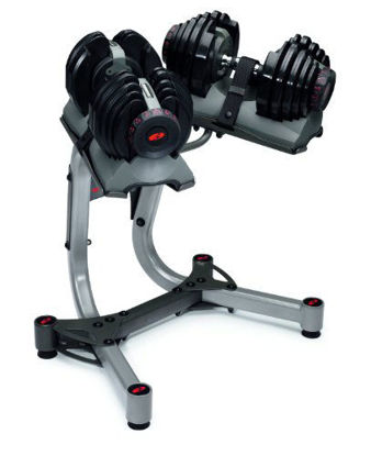 Picture of Bowflex Selecttech 552 with Stand