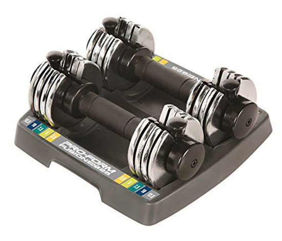 Picture of ProForm SpaceSaver Dumbbell (25 Double)