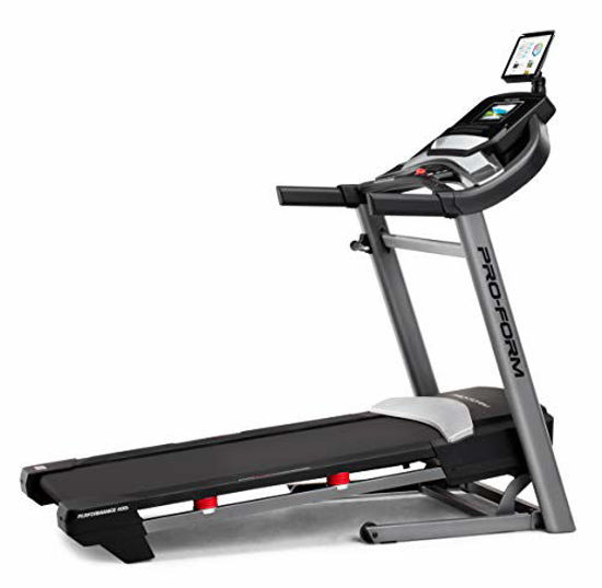 Picture of ProForm Performance 400i Treadmill World-Class Personal Training in The Comfort of Your Home