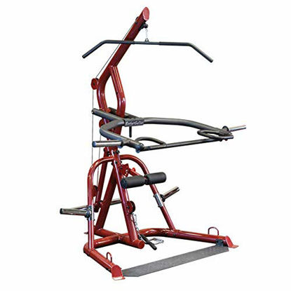Picture of Body-Solid GLGS100 Corner Leverage Gym for Strength Training