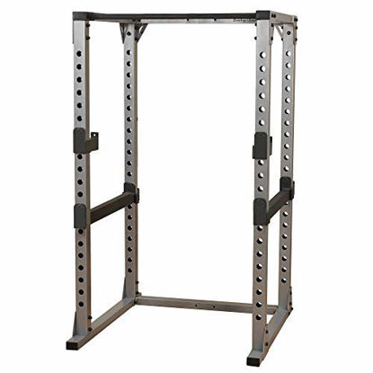 Picture of Body-Solid GPR378 Adjustable Pro Power Rack for Squats, Deadlift, and Weightlifting Workout