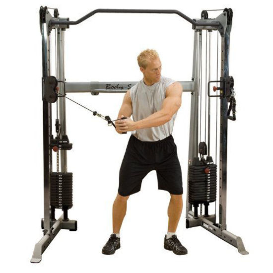 Picture of Body-Solid GDCC200 Functional Training Center 200 for Weight Training, Home and Commercial Gym