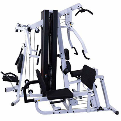 Picture of Body-Solid EXM3000LPS Multi-Station Selectorized Gym for Light Commercial and Home Gym