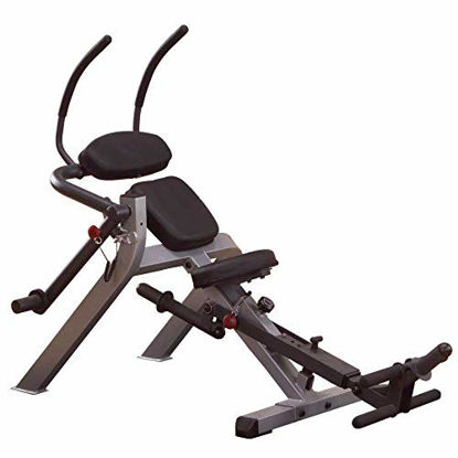 Picture of Body-Solid Semi-Recumbent Ab Bench