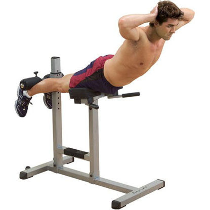 Picture of Body-Solid GRCH322 Roman Chair for Abdominal and Core Training, Home and Commercial Gym