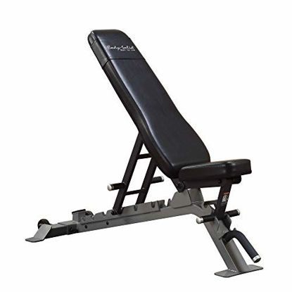 Picture of Body-Solid SFID325 Pro Clubline Adjustable Bench for Power Racks and Dumbbell Curls